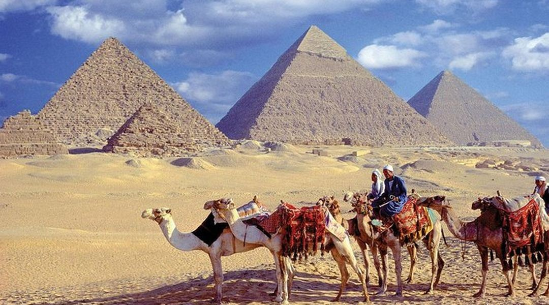 PRIVATE TOURS & EXCURSIONS IN GIZA