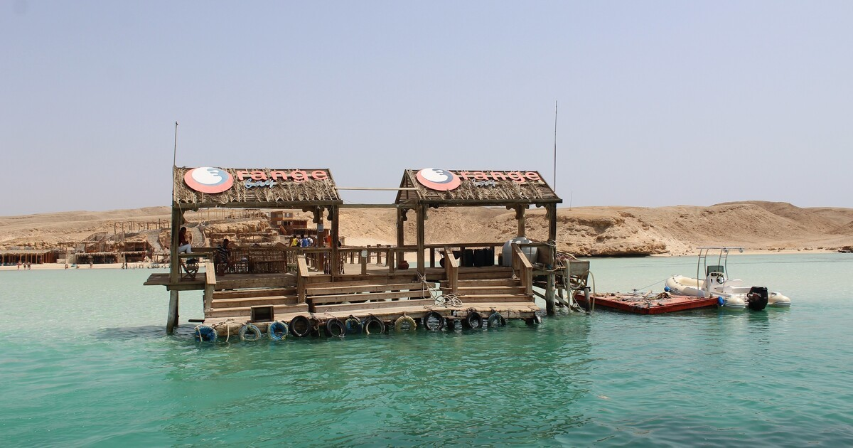 ORANGE ISLAND HURGHADA