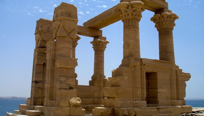 KALABSHA TEMPLE AND NUBIAN MUSEUM