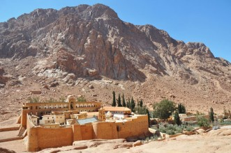 St. Catherine & Sinai Tours from Taba