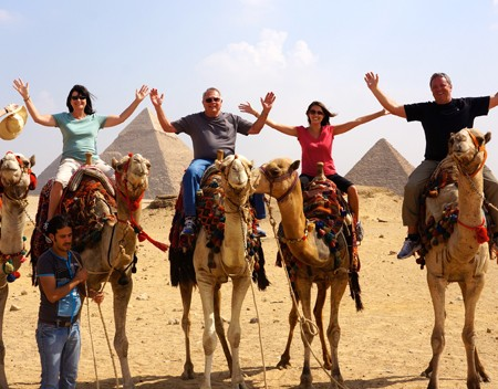 Cairo excursion & day Tour from Marsa Alam