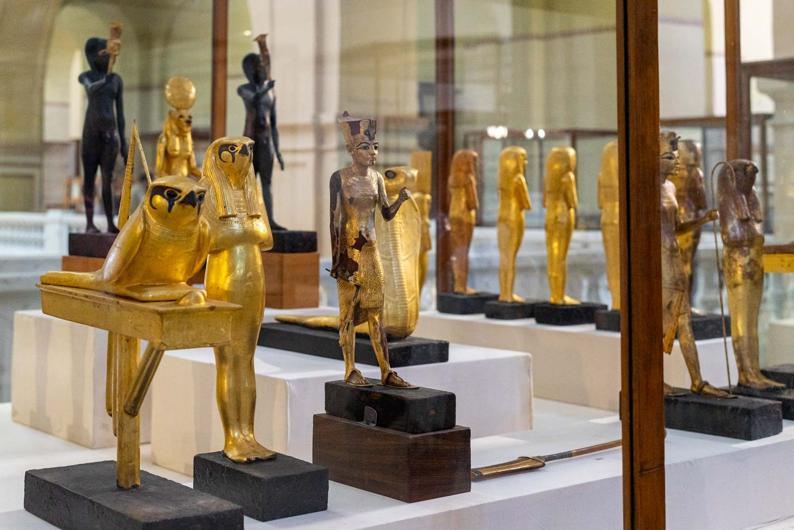 The Egyptian Museum of Antiquities, Cairo day Tour