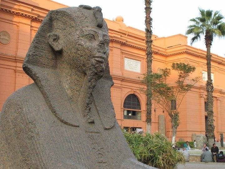The Egyptian Museum of Antiquities day tour
