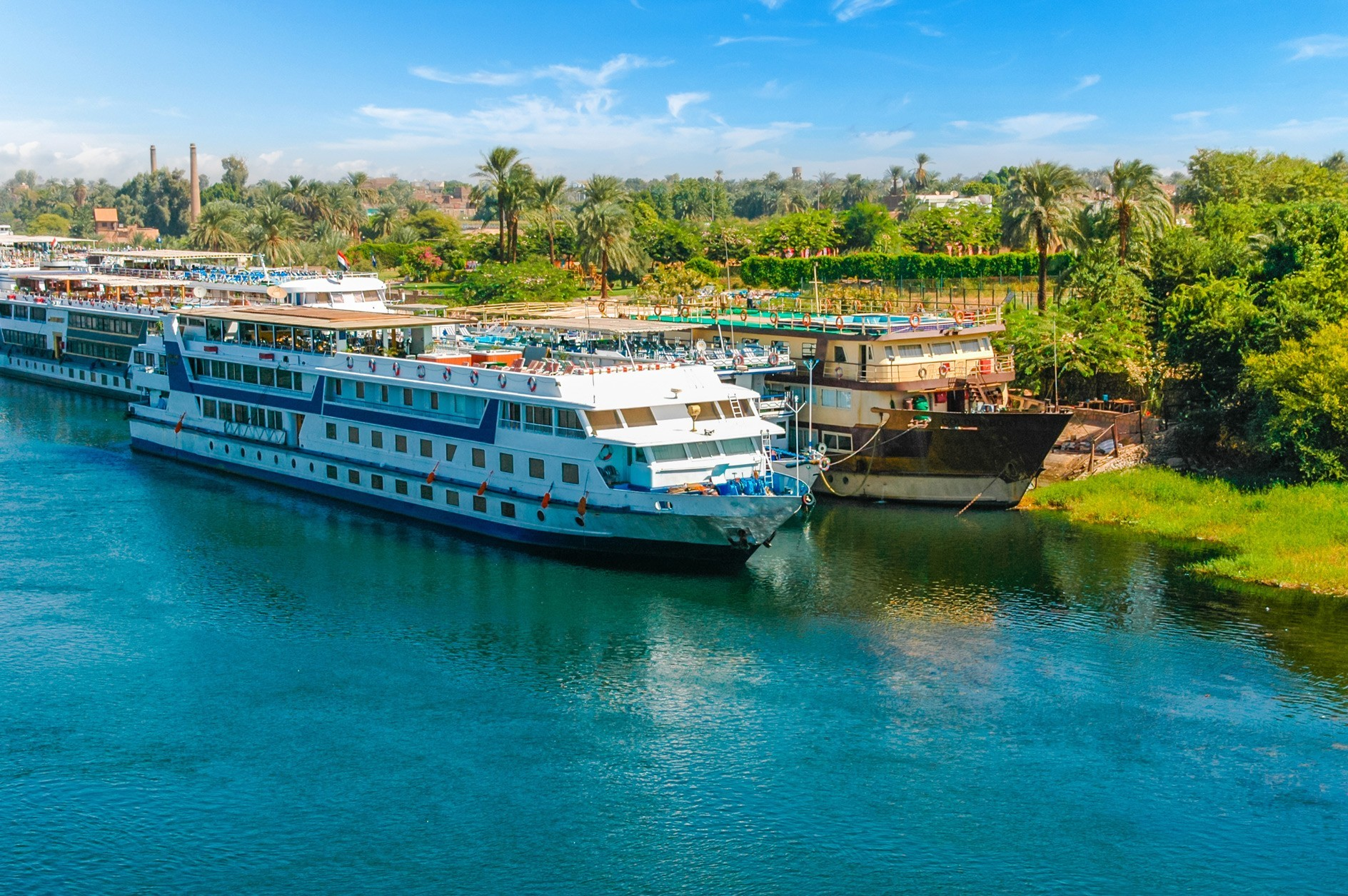Egypt Nile Cruises Packages Aswan / Luxor 4 Days tour