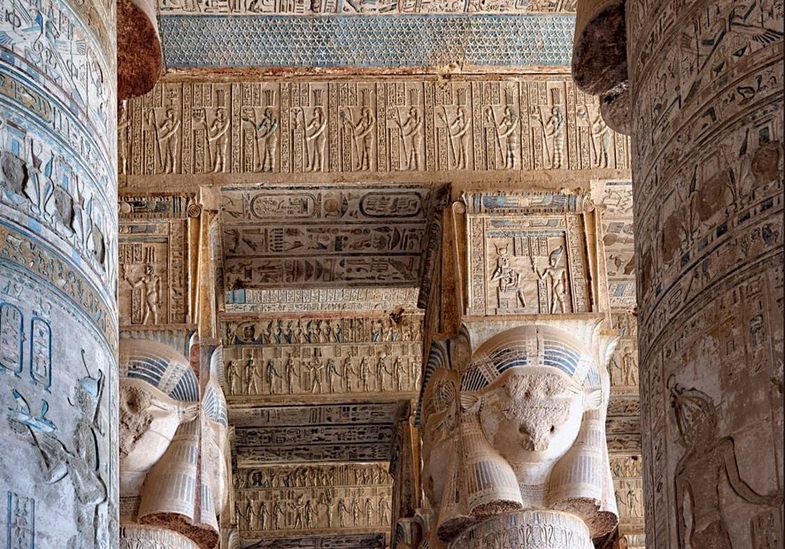 PRIVATE TOUR TO DENDERA & ABIDOS