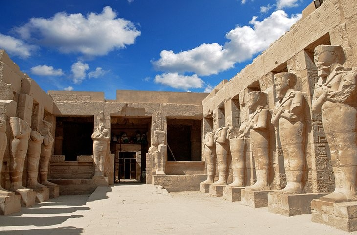 PRIVATE TOUR TO KARNAK & LUXOR TEMPLE