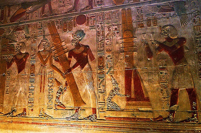 WEST BANK VISIT IN LUXOR PRIVATE TOUR