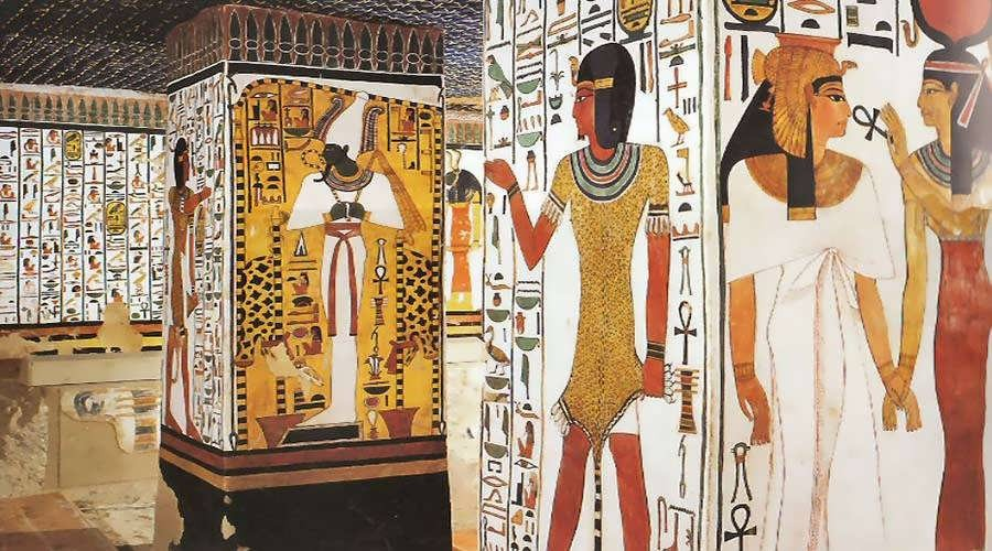 PRIVATE TOUR TO THE VALLEY OF KINGS WEST BANK LUXOR